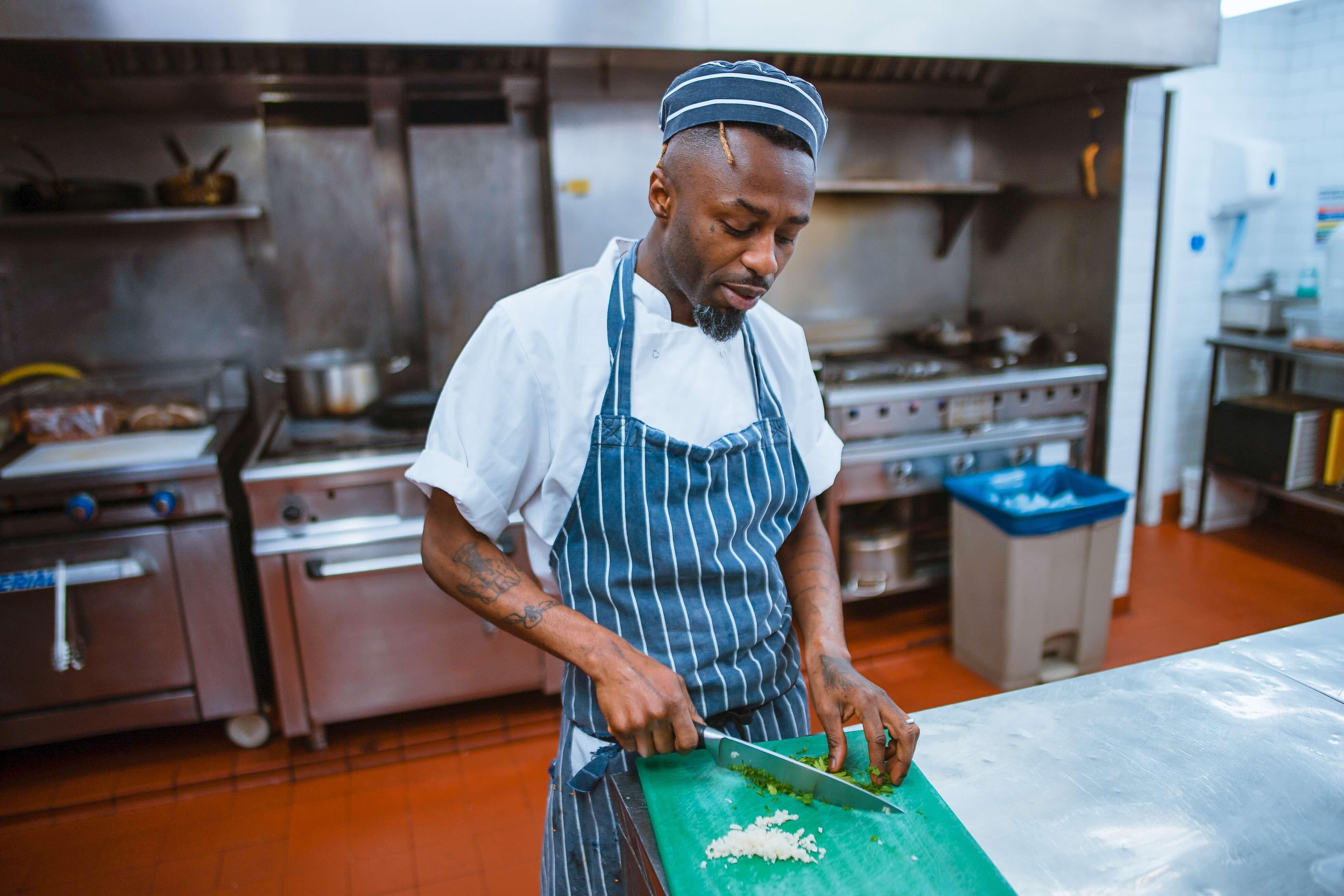 kitchen resort hotel chef hospitality